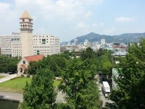Sejong University,Seoul