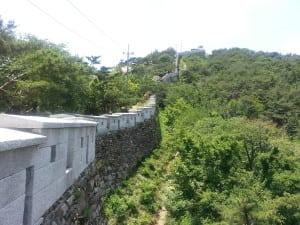 Mt Inwang-Seoul